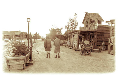 Pioneertown   photo by Arie Haze