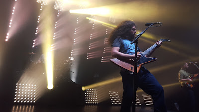 Coheed and Cambria perform at the Hollywood Palladium  photo by Jessica Klausing