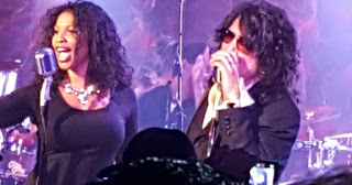 Ayana Layli and Paul Stanley   photo by Jessica Klausing