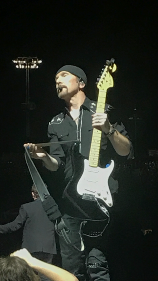 The Edge photo by Harlene Dryden.