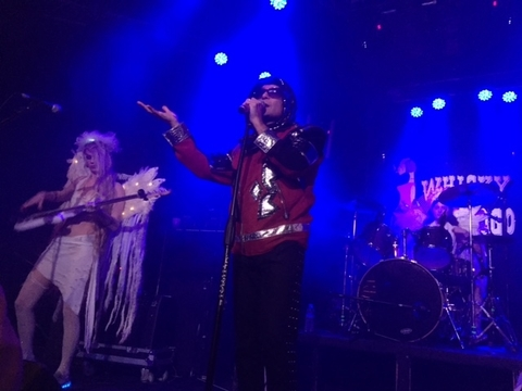 Corey Feldman and The Angels photo by Jessica Klausing