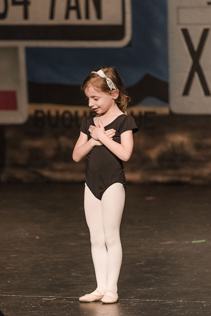 - A dress code is important as it fosters a certain degree of professionalism and helps instructors to properly train and correct students.**All required dancewear can be purchased right at our studio for reasonable prices!**Twinkle Star Dance 2 & 3- Black leotard, pink tights, pink ballet slippers. Hair needs to be pulled off the face in a pony or pigtails with no long bangs. Twinkle Star Dance 3 & 4- Black leotard, pink tights, pink ballet slippers and tan tap shoes. hair needs to be pulled back into a ponytail or bun with no long bangs.Twinkle Star Dance 4 & 5- Black leotard, pink tights, pink ballet slippers and tan tap shoes. hair needs to be pulled back into a ponytail or bun with no long bangs.Twinkle Star Dance 5 & 6- Black leotard, tan tights, tan jazz shoes and tan tap shoes. Hair needs to be pulled back into a ponytail or bun with no long bangs.All Jazz & Tap- Black leotard, tan tights, tan jazz shoes for jazz and tan tap shoes for tap. Plain black shorts or form fitting dance/yoga capris are optional. Hair needs to be pulled back into a ponytail or bun with no long bangs.All Contemporary/Modern/Acro- Black leotard, tan convertible tights or footless. Plain black shorts or form fitting dance/yoga capris are optional. Hair needs to be pulled back into a ponytail or bun with no long bangs.All Ballet Classes- Black leotard, pink tights, pink ballet slippers with elastics sewn on. Hair must be pulled back into a ponytail or bun. Please no bangs, skirts or leotard with skirts attached.Hip Hop- Clothing that can be easily moved in. No Denim! Black and white Canvas sneakers. These can be purchased at the studio. Hair needs to be pulled back of the face.Drama/Creative Movement- Clothing that can be easily moved in. Hair needs to be pulled back of the face.Boys (All Classes)- Solid white or black close fitting T-Shirt, black jazz pants or black close fitting long shorts or sweats. Black tap shoes, black jazz shoes and black ballet shoes are required depending on the class. *We carry tan unisex styles at our studio. Come in for a fitting and we will place an order.Adult Classes- Loose comfortable clothing with appropriate footwear. Hair should be pulled out of face.