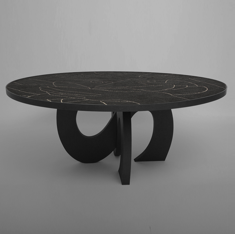 A KOOK MILIEU MOSAIC DINING TABLE
