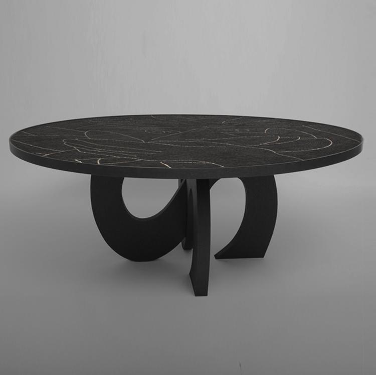 A KOOK MILIEU MOSAIC DINING TABLE