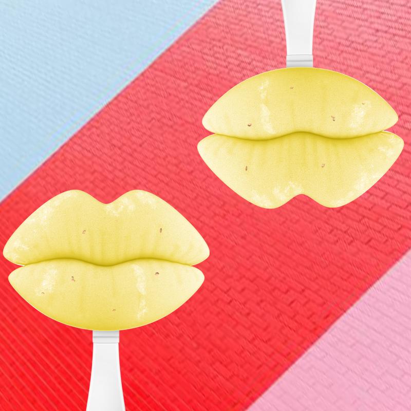 Pixsweet 3D lip ice pops
