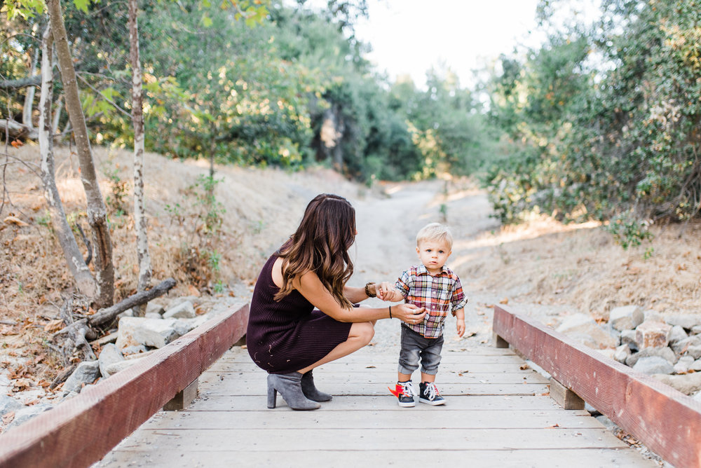 One of the biggest rewards of working in a start up is the flexibility I have with my time. Being able to spend time with my son means that I am successful not just with my career but as a mom too!    Photo credit  Chelsea Frandsen photography
