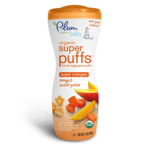 Super puffs by Plum Organics