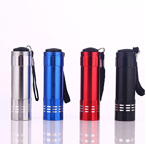 Mini flashlights