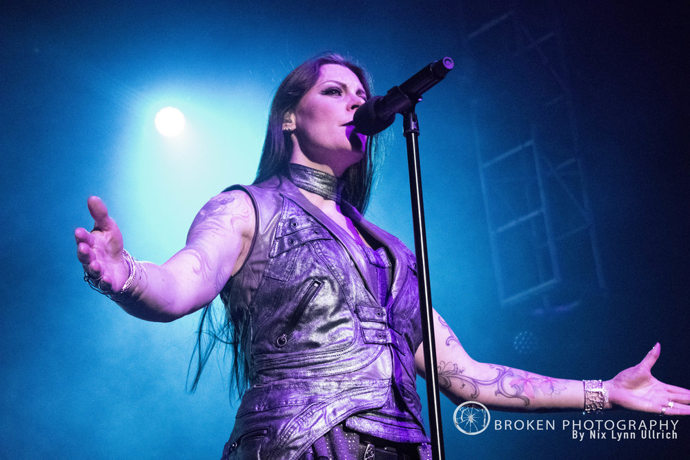 The amazing Floor Jansen
