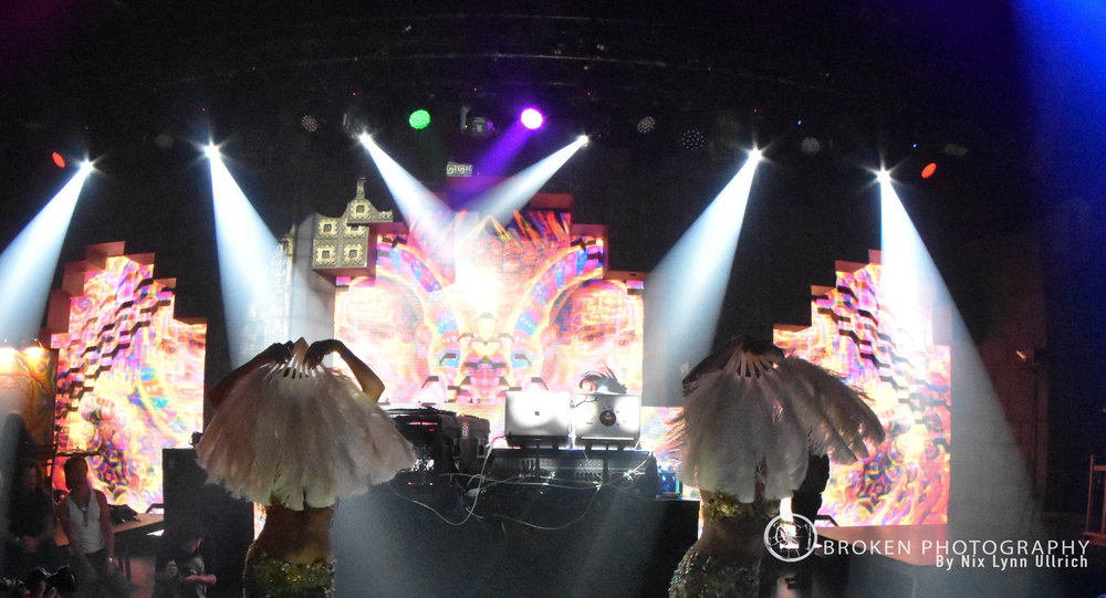 Mermaids During Shpongle