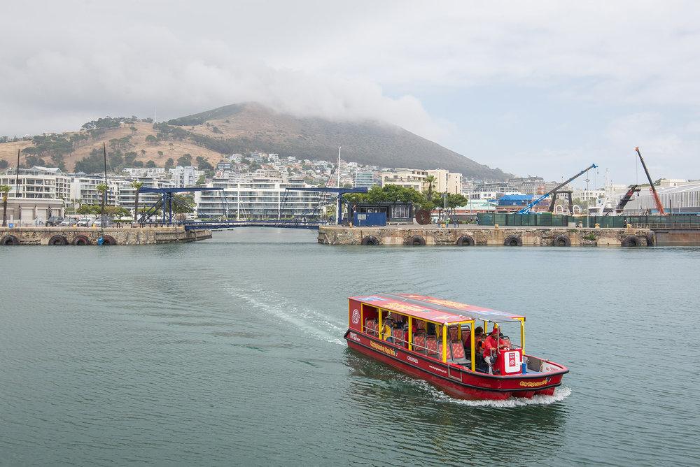 VA Waterfront - Cape Town