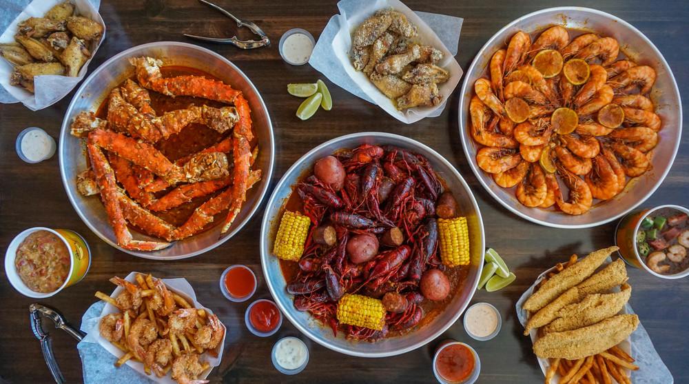 Cajun Food Th Street Fort Worth