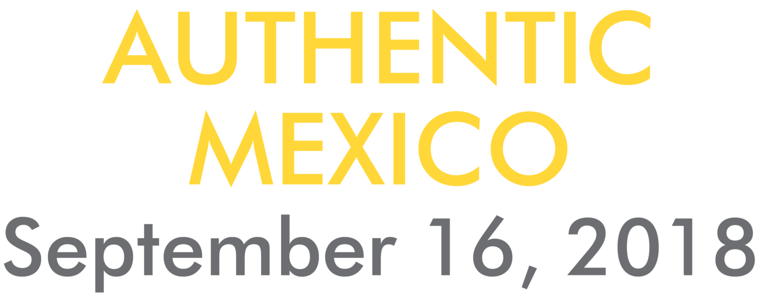 Authentic Mexico