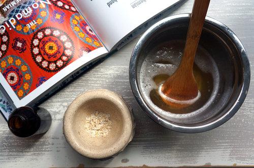 DIY Gentle Castile Soap + Raw Honey Face Wash — C&G General