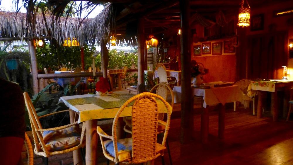 Bella Italia Restaurant, Puerto Lopez