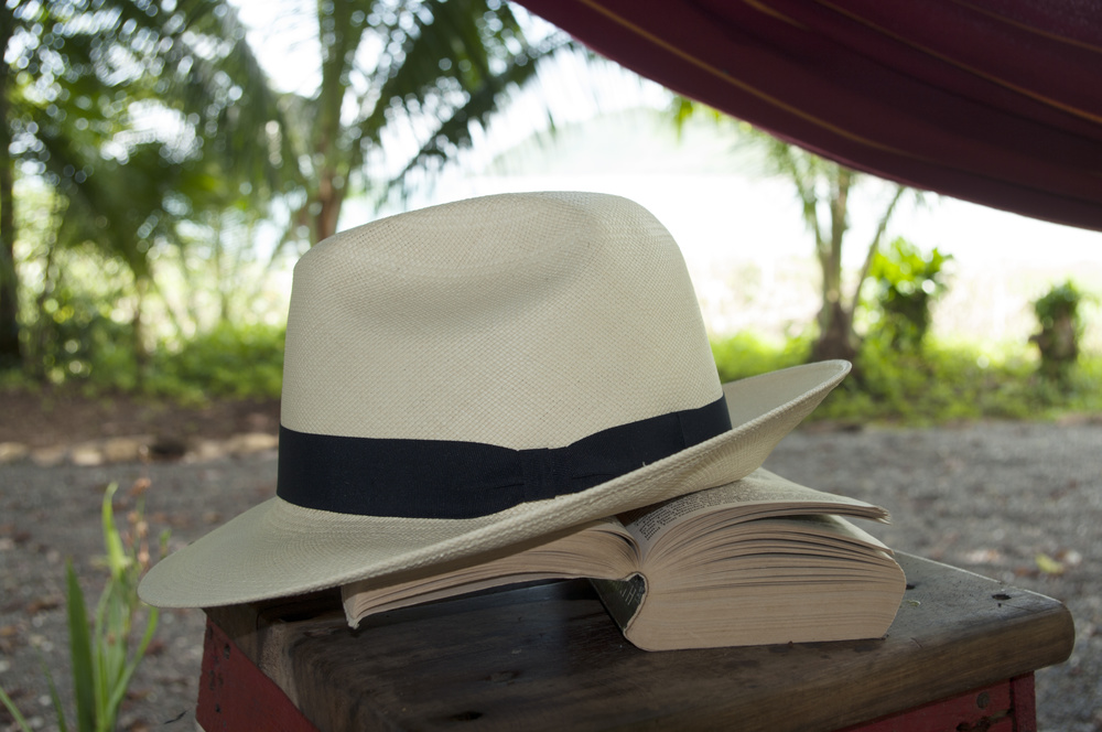 Original Panama Hats can be purchased in nearby Monte Cristi.
