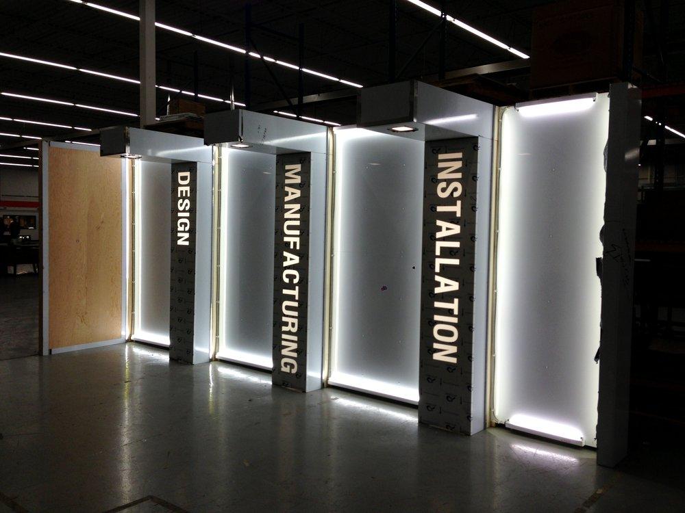 Trade Show Booth Design JNKM