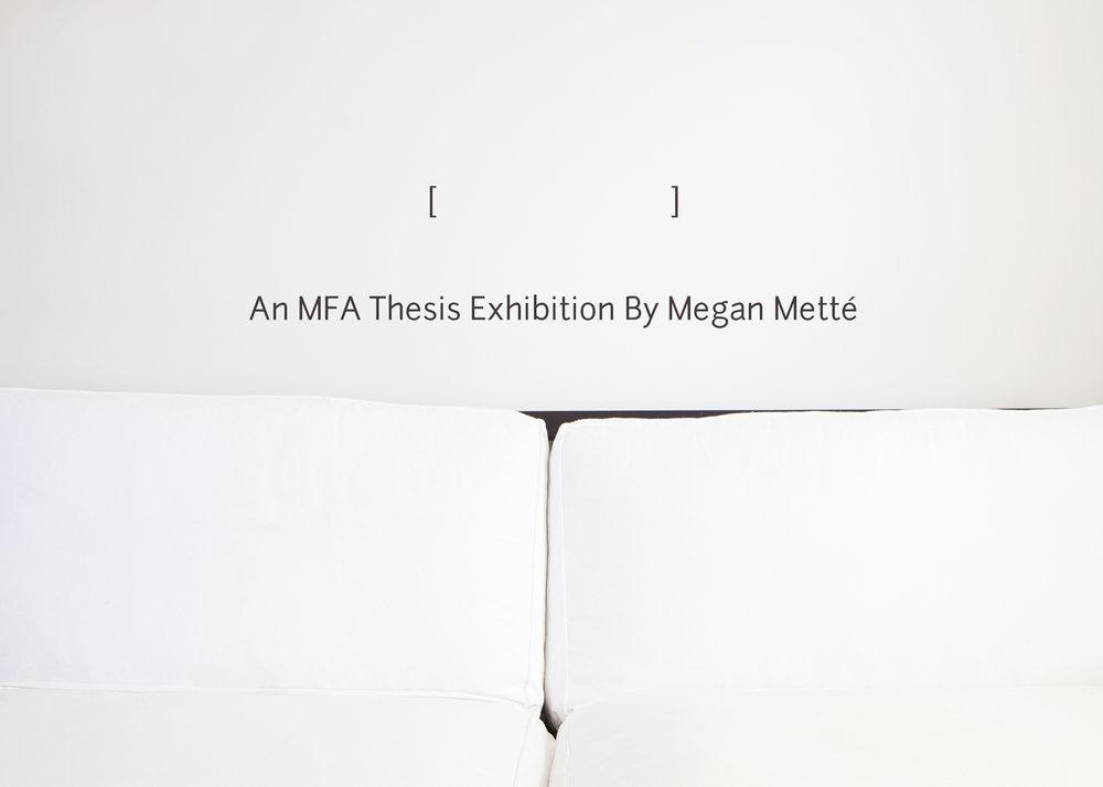 Exhibition postcard (front)