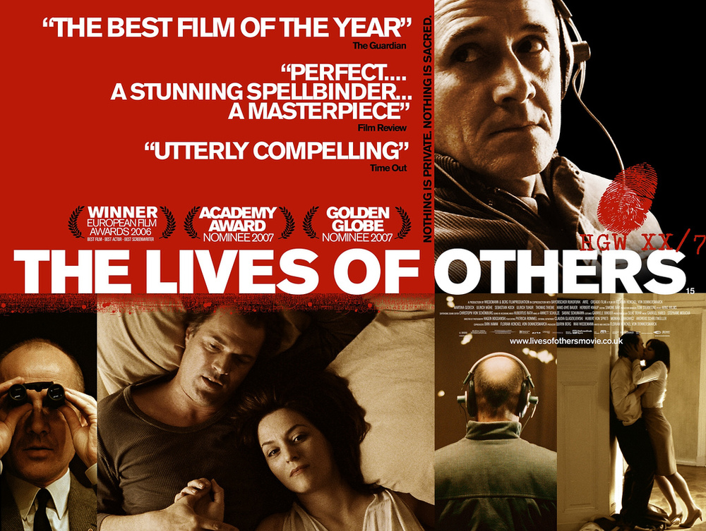 Oscar winner  The Lives of Others