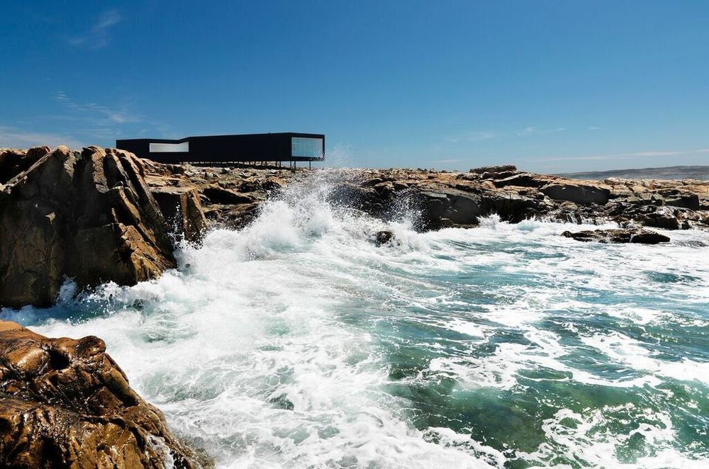 Fogo Island, the subject and setting of Strange & Familiar