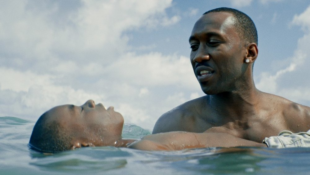 Moonlight  (Barry Jenkins)