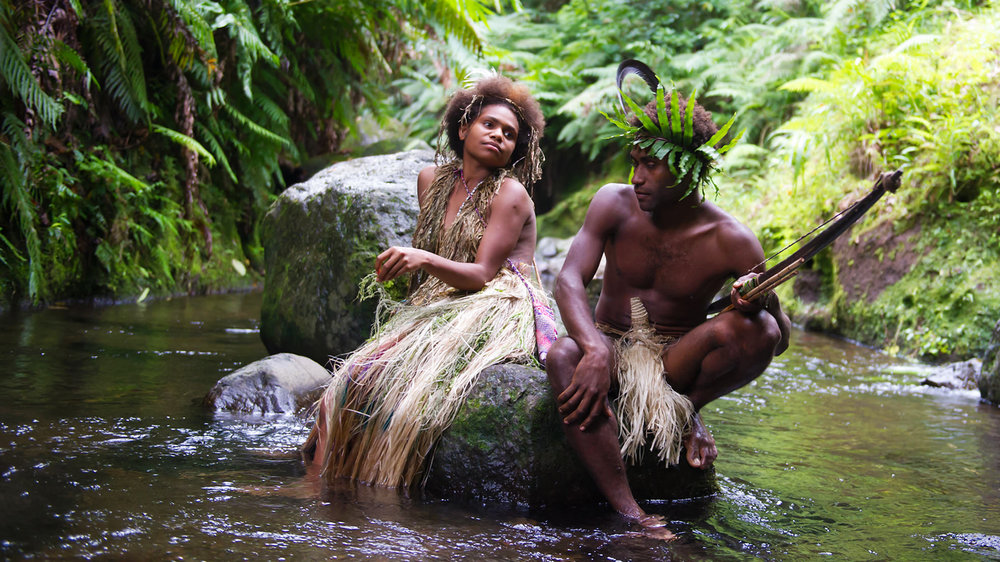 Yakel natives Marie Wawa and Mungau Dain play the leads, Wawa and Dain.