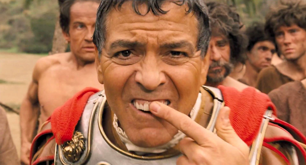 George Clooney breaks the fourth wall in the Coen brothers underappreciated film  Hail, Caesar!