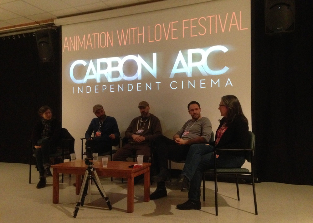 Local Animation Scene Panel