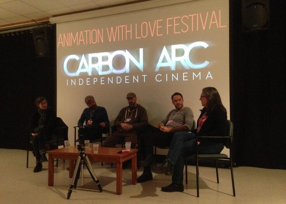 Local Animation Scene Panel