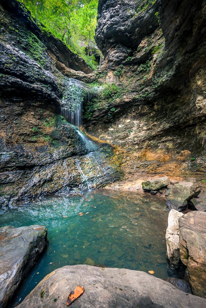 Lost Valley Eden Falls