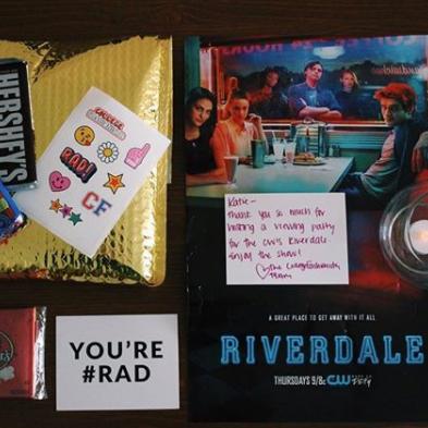 CollegeFashionista x Riverdale -
