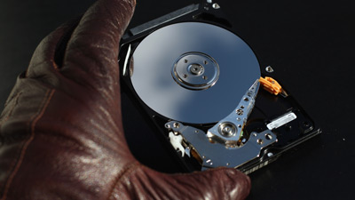 Is My Data Safe On A Hard Drive?