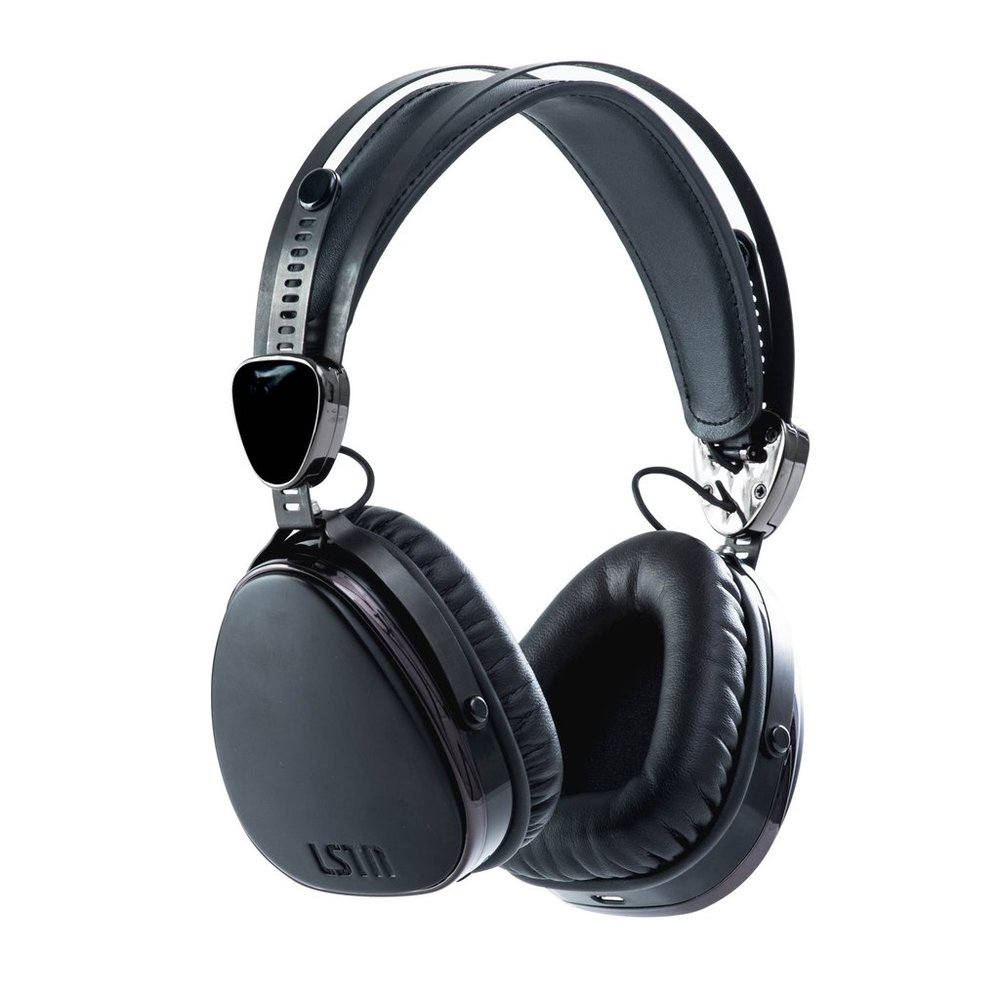 LSTN | Wireless Matte Black Troubadours $179.99