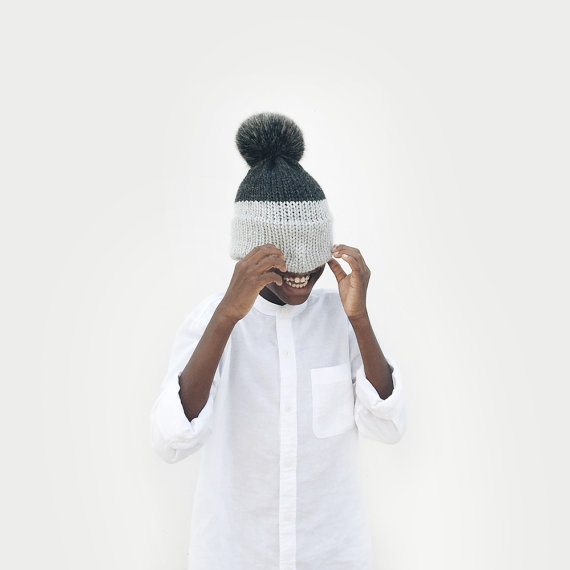 Debrosse NYC | Child Slouchy Beanie $36