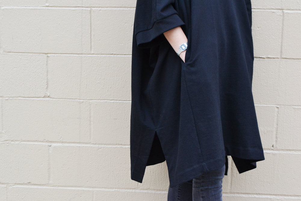 The Building Block Cape | $190