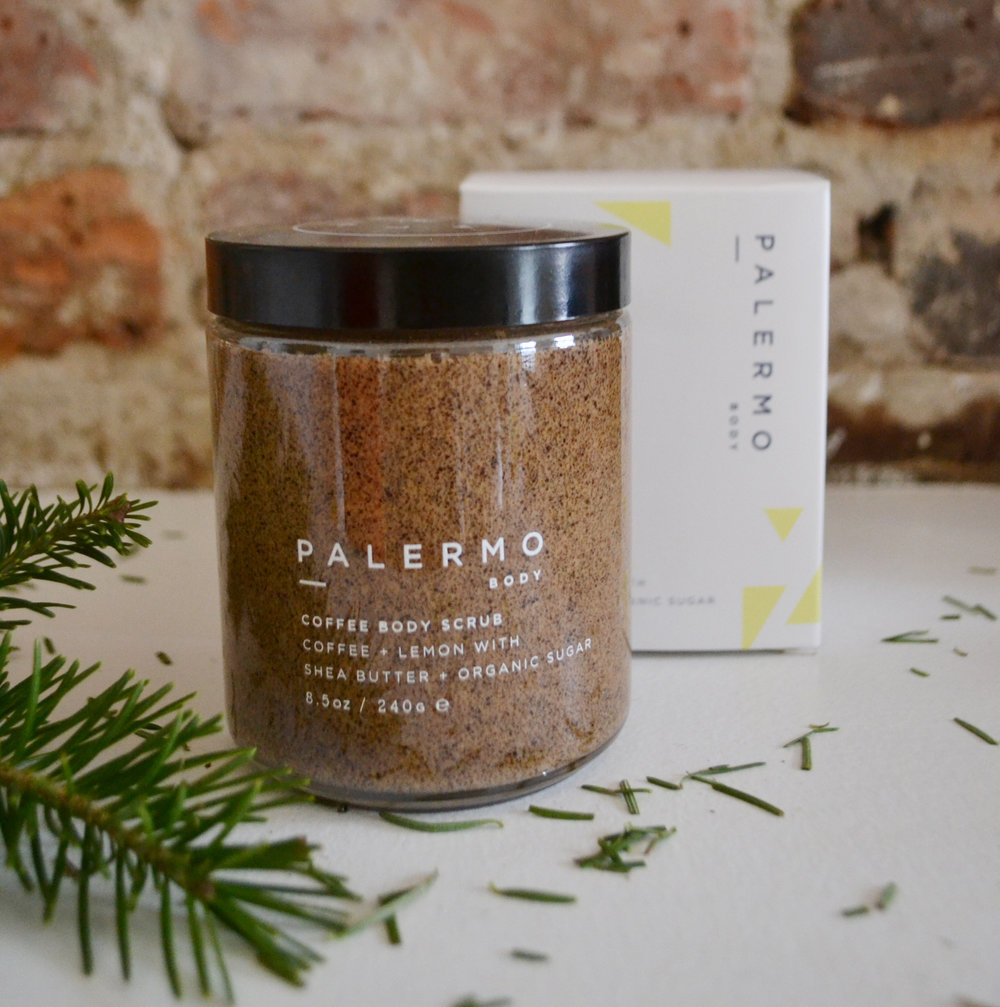 Coffee Body Scrub $48