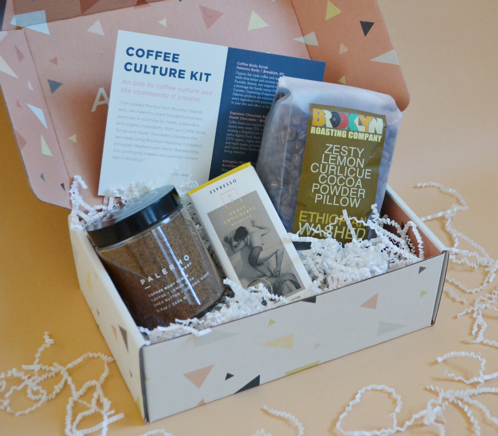 Coffee Culture Kit $68