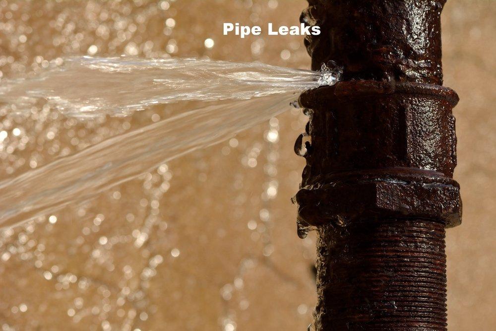 Pipe-Leak-Detection