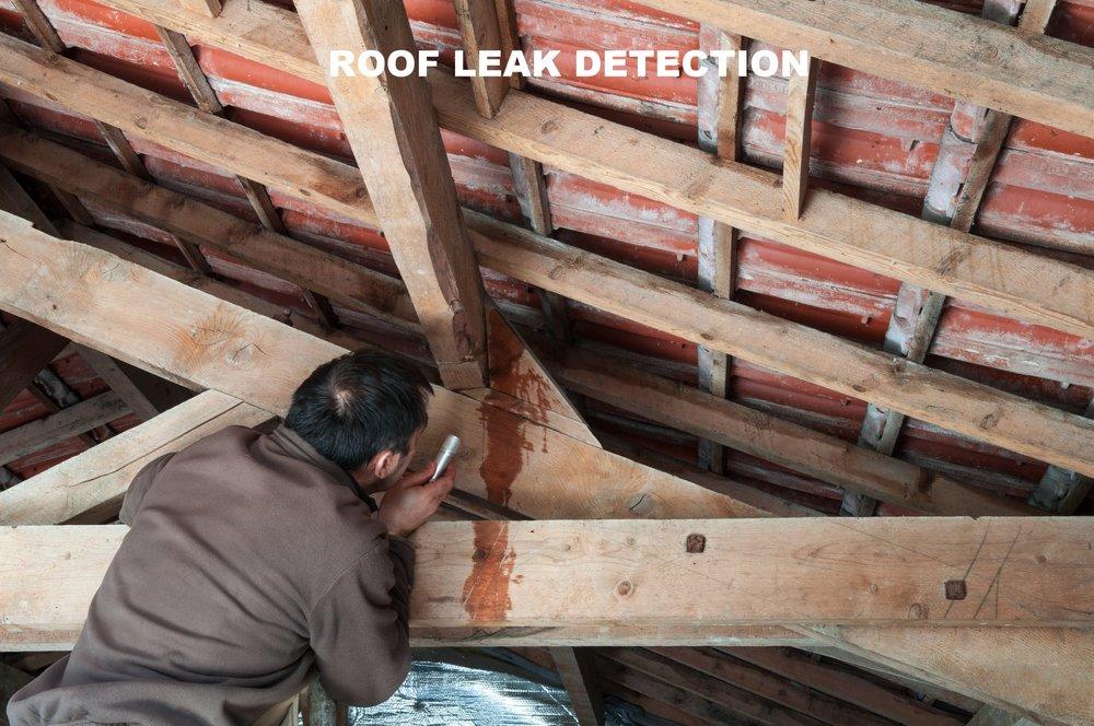 Roof-Leak-Detection