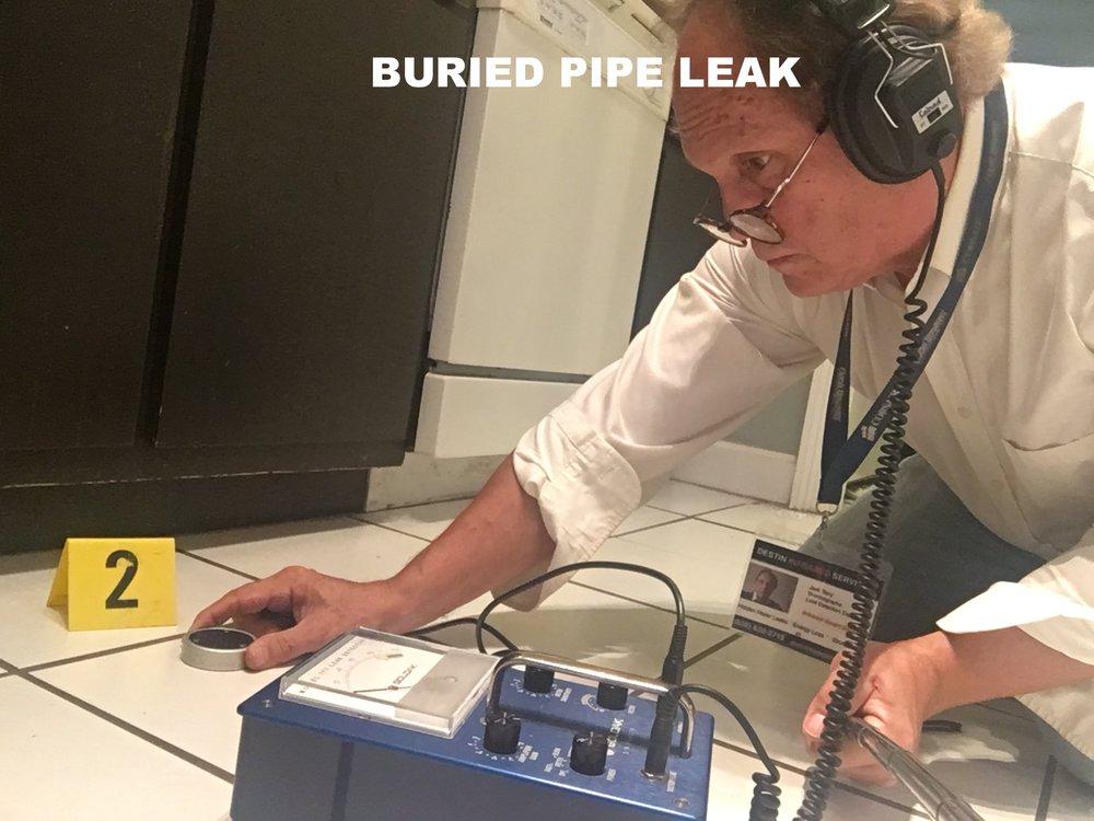 Acoustic-Leak-Detection