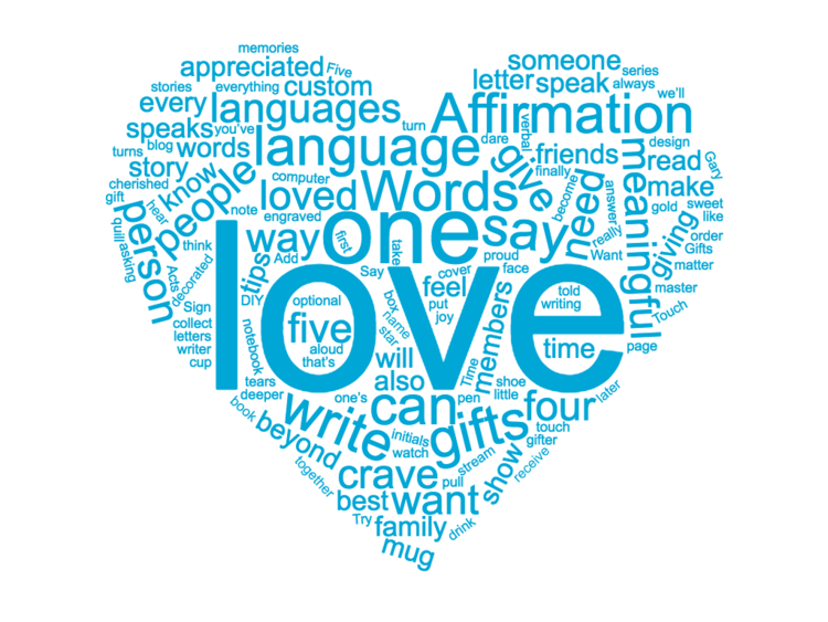 Four gift ideas for someone whose love language is words of wordsofaffirmationgiftideas thecheapjerseys Gallery