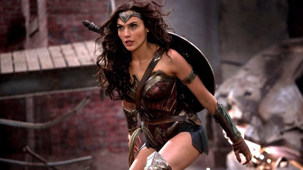 wonder woman is an example of a hero we can relate to