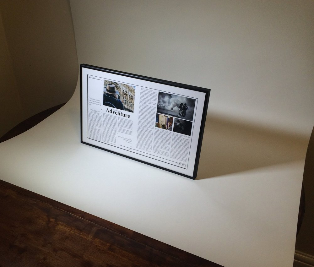 Our Framing is designed to look good with any decor and last over a 100 years