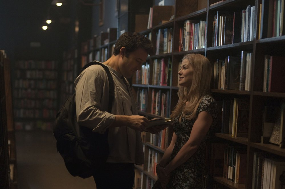 Gone Girl.  Dir. David Fincher. 2014.