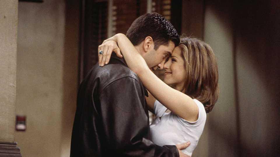 Friends.  Perf. Jennifer Aniston and David Schwimmer. 1994-2004. Film.