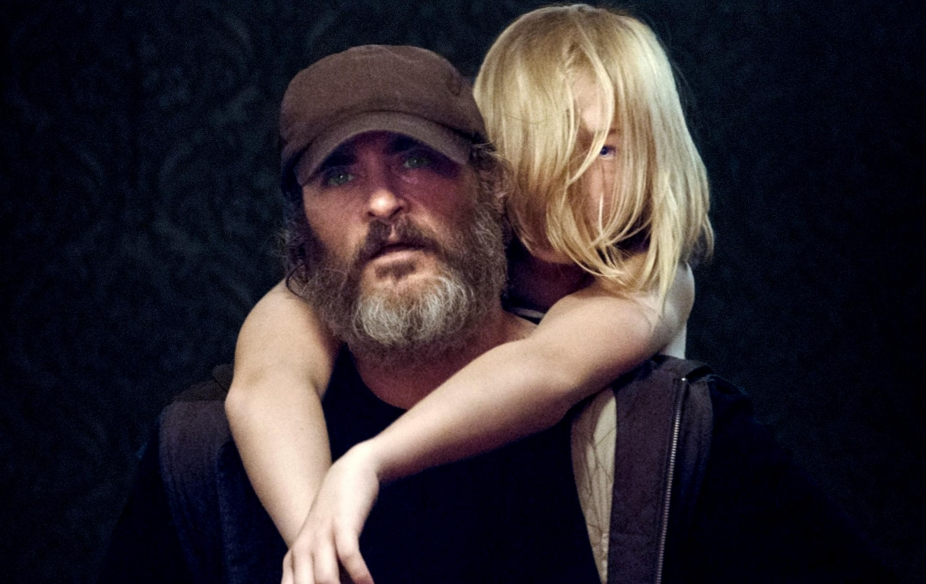 You Were Never Really Here.  Dir. Lynne Ramsay. 2017. Film.