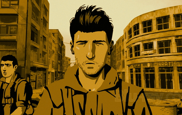 Recalling the Past: The Dynamics of Empathy in Waltz with Bashir