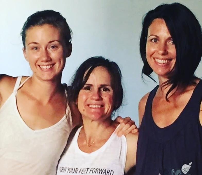 Kelsey, Christina, + Sarah