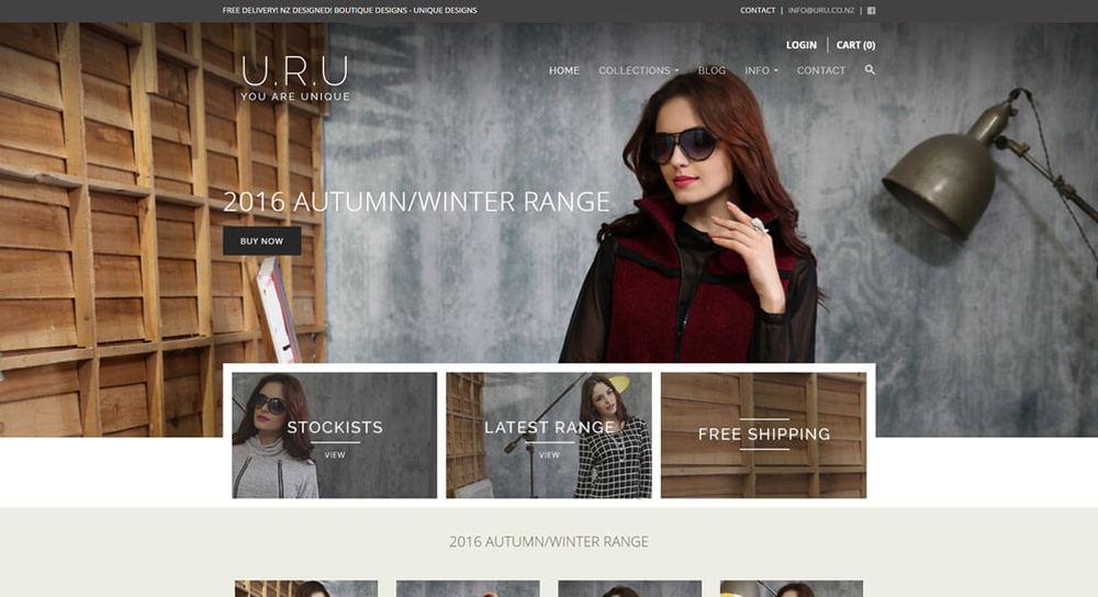 URU You Are Unique www.uru.co.nz