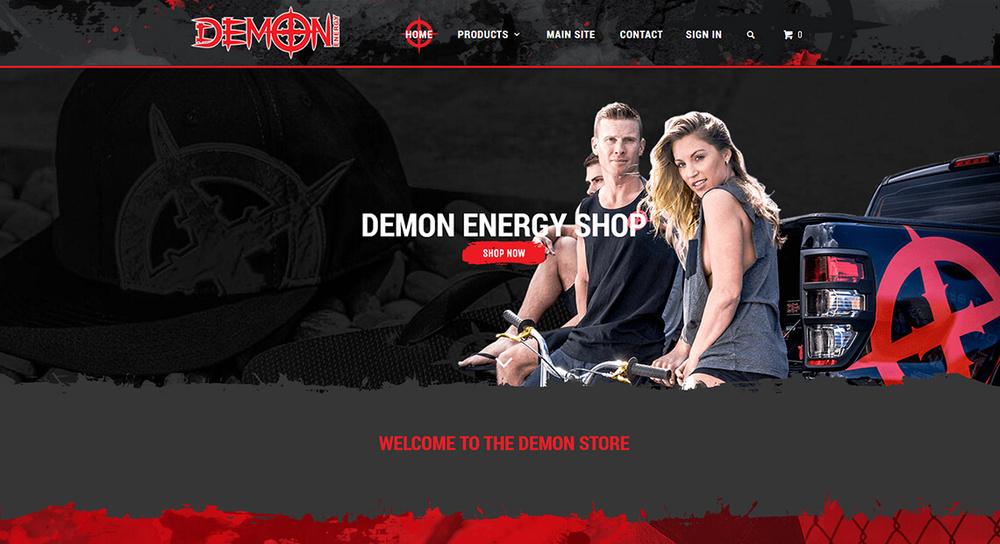 Demon Energy    www.shop.demonenergy.co.nz